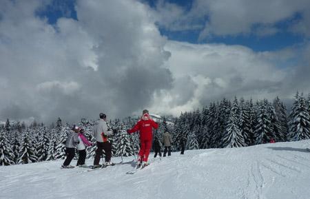 bilan frequentation saisons de ski 2013 2014 en France