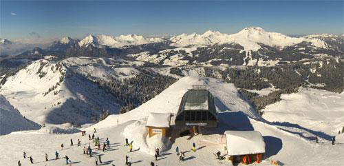enneigement février 2013 dans les stations de ski en france