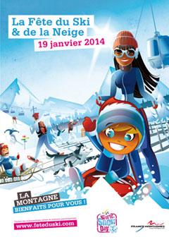 Fête du ski et de la neige 2014