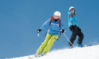 location ski alpin adulte, les gammes de ski