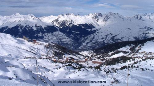 location ski la plagne