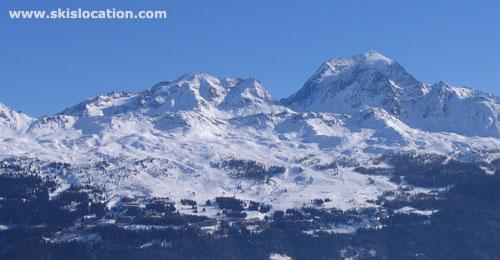 location de ski les arcs : magasins skiset, skimium et sport 2000