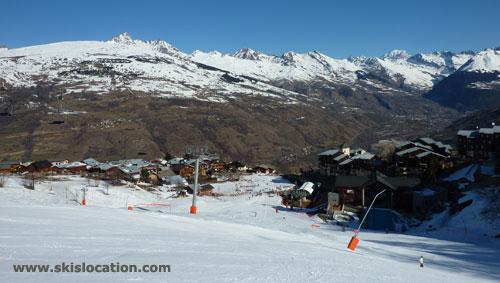 location ski montchavin les coches