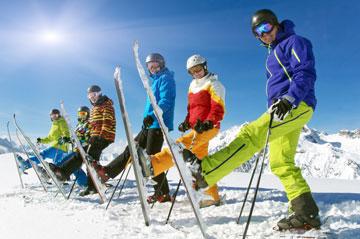 magasins de location de ski et snowboard à val d'isere