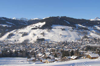 magasins de location de ski à megève