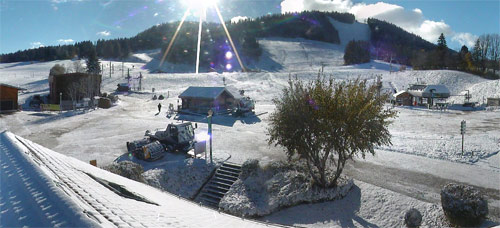 métabief neige 11 novembre2013