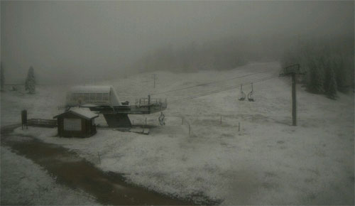 neige 15 octobre 2015