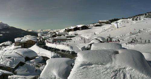 neige 24 janvier 2018