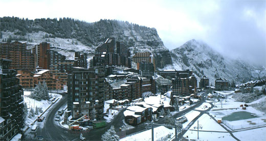 webcam avoriaz septembre 2013