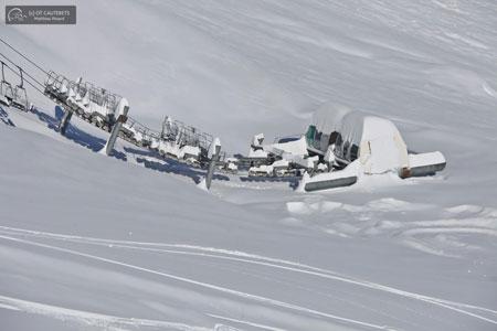 record de neige à cauterets station la plus enneigée de france janvier 2013