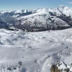 neige les arcs