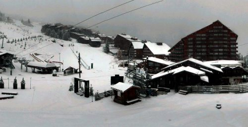neige novembre 2017 stations de ski