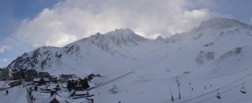 neige pyrenees janvier 2019