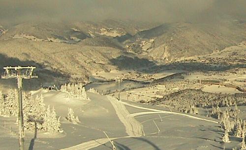neige toussaint 2012