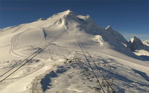 ouverture ski tignes 12 octobre 2013