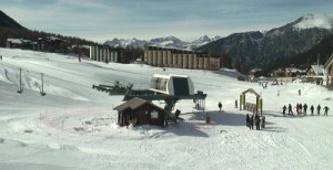 ouverture ski montgenevre novembre 2012