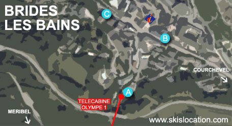 Location ski brides les bains skiset sport 2000 magasins - Office de tourisme de brides les bains ...