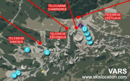 plan station vars ski