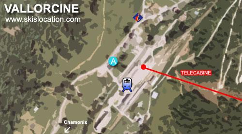 plan vallorcine station de ski
