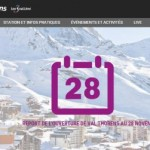report ouverture val thorens