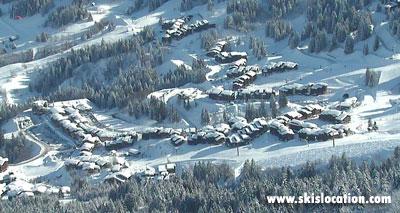 station de ski de valmorel en Savoie