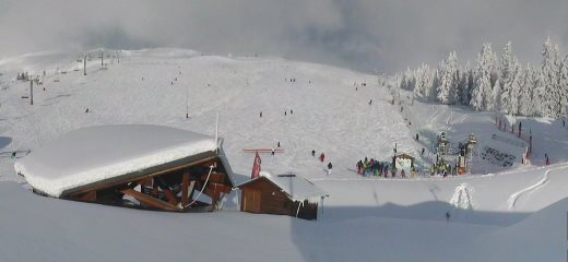 webcam la rosiere 13 janvier 2016